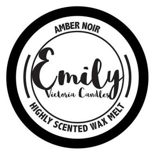 Amber Noir Wax Melt