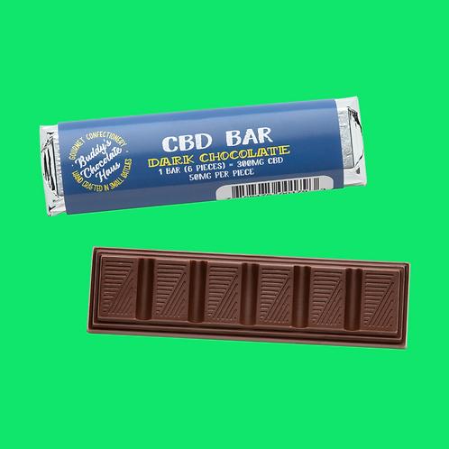Buddy's Dark Chocolate Bar - 1 Bar