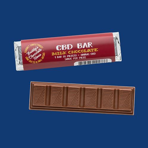 Buddy's Milk Chocolate Bar - 1 Bar