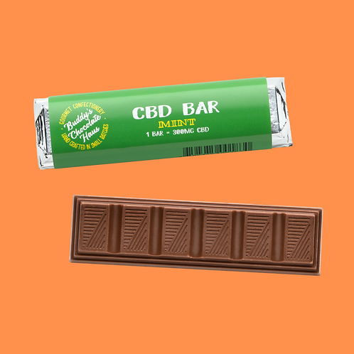 Buddy's Mint Chocolate Bar - 1 Bar