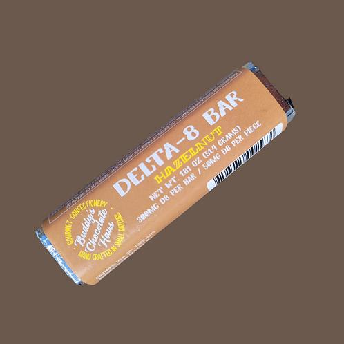 Buddy's DELTA 8 Bar - Hazelnut Chocolate