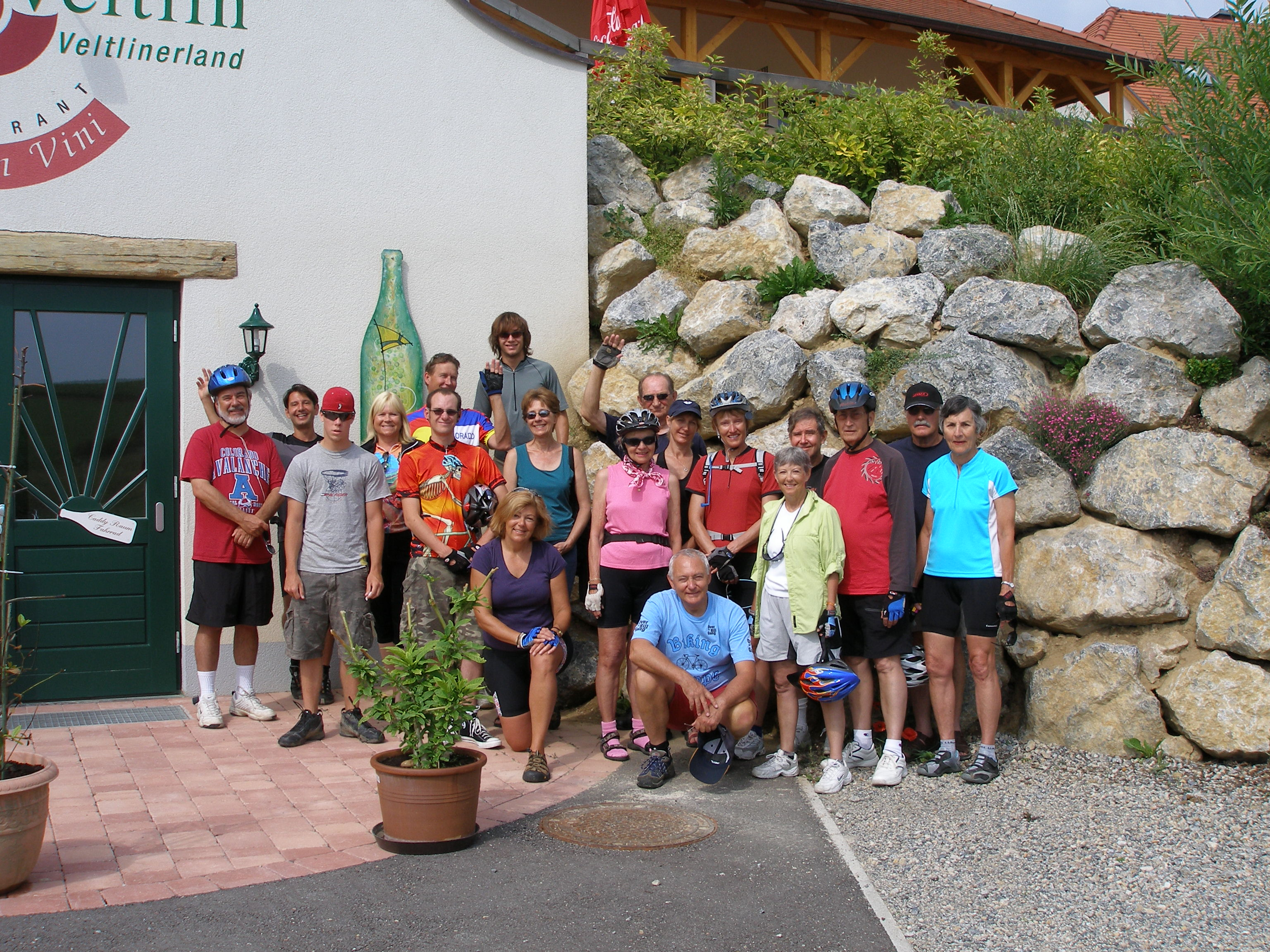 Group in Austria