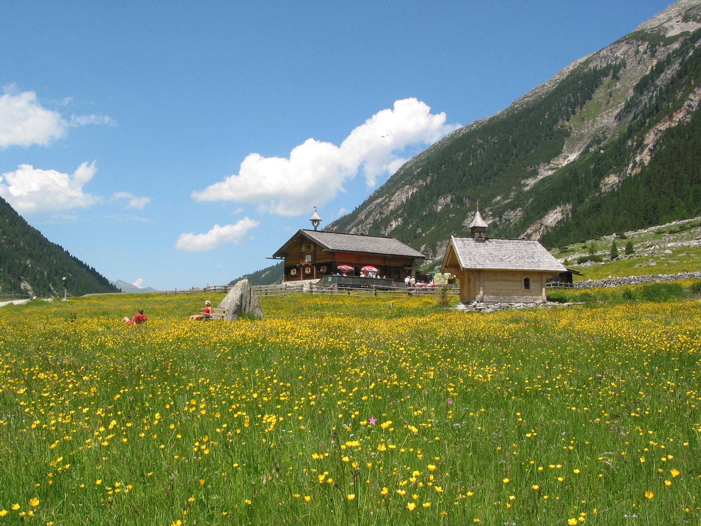 Kriml Hut Three
