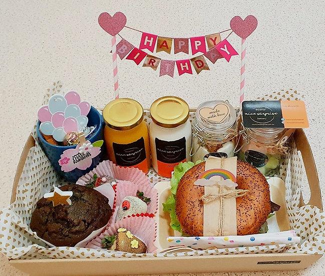 Special Birthday Breakfast