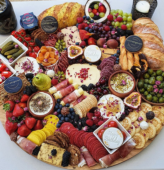 Platter, Tables and Serving Boards