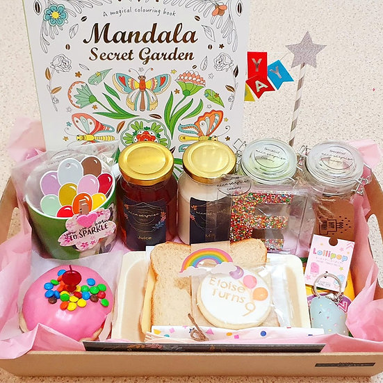 Kids Birthday Super Breakfast