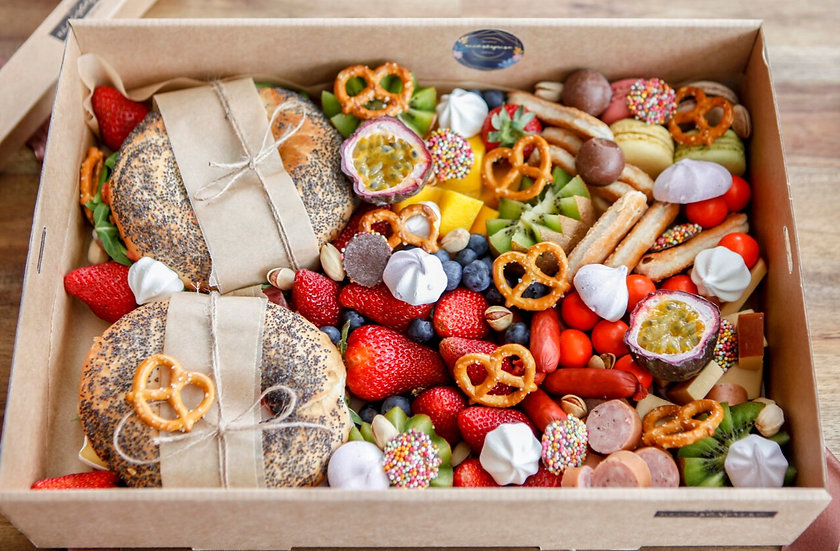 Grazing Box for Two