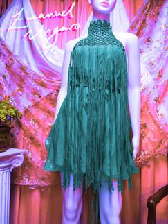 90s Ungaro Silk Dress