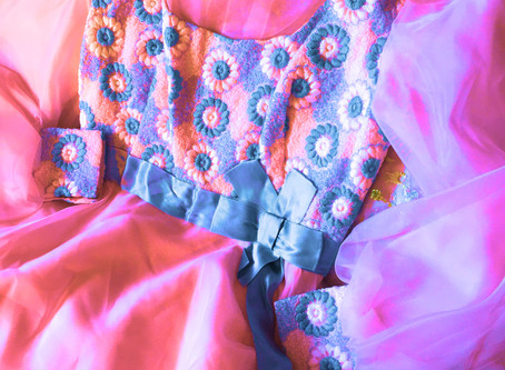 Dress Diary #1: Think Pink? Think Again