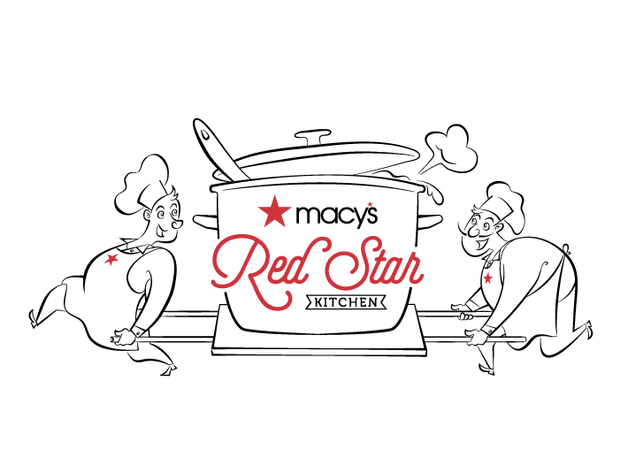 MACY'S RED STAR KITCHEN