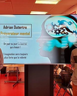 Introduction à la préparation mentale par Adrian Dutertre