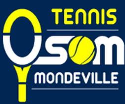 USOM Tennis avec Adrian Dutertre