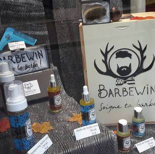 Produit made in france de bretagne pour la barbe