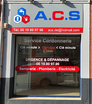 ACS serrurier wormhout