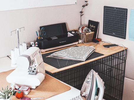 My Suggestions for Your Sewing Room:
