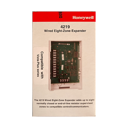 Honeywell / Ademco 4219 Wired Zone Expander (BRAND NEW & SEALED) FAST SHIPPING