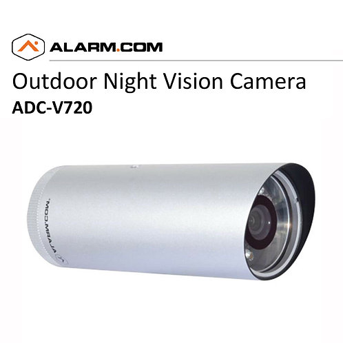 Alarm.Com ADC-V720 Outdoor IP Camera With Night Vision