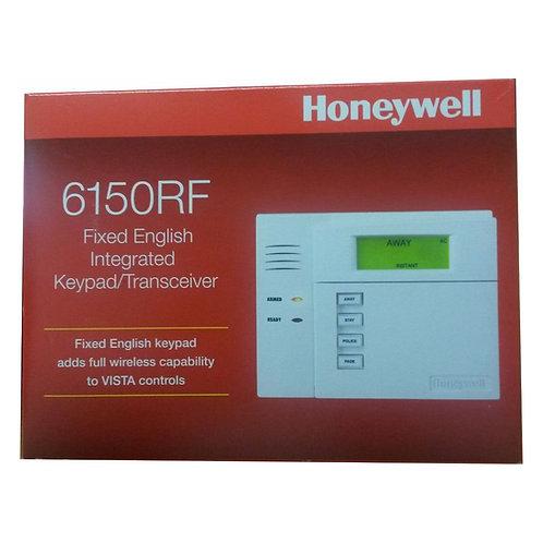 Honeywell/Ademco 6150RF Fixed Language Keypad/Transceiver (BRAND NEW & SEALED)