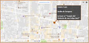 San Miguel Map