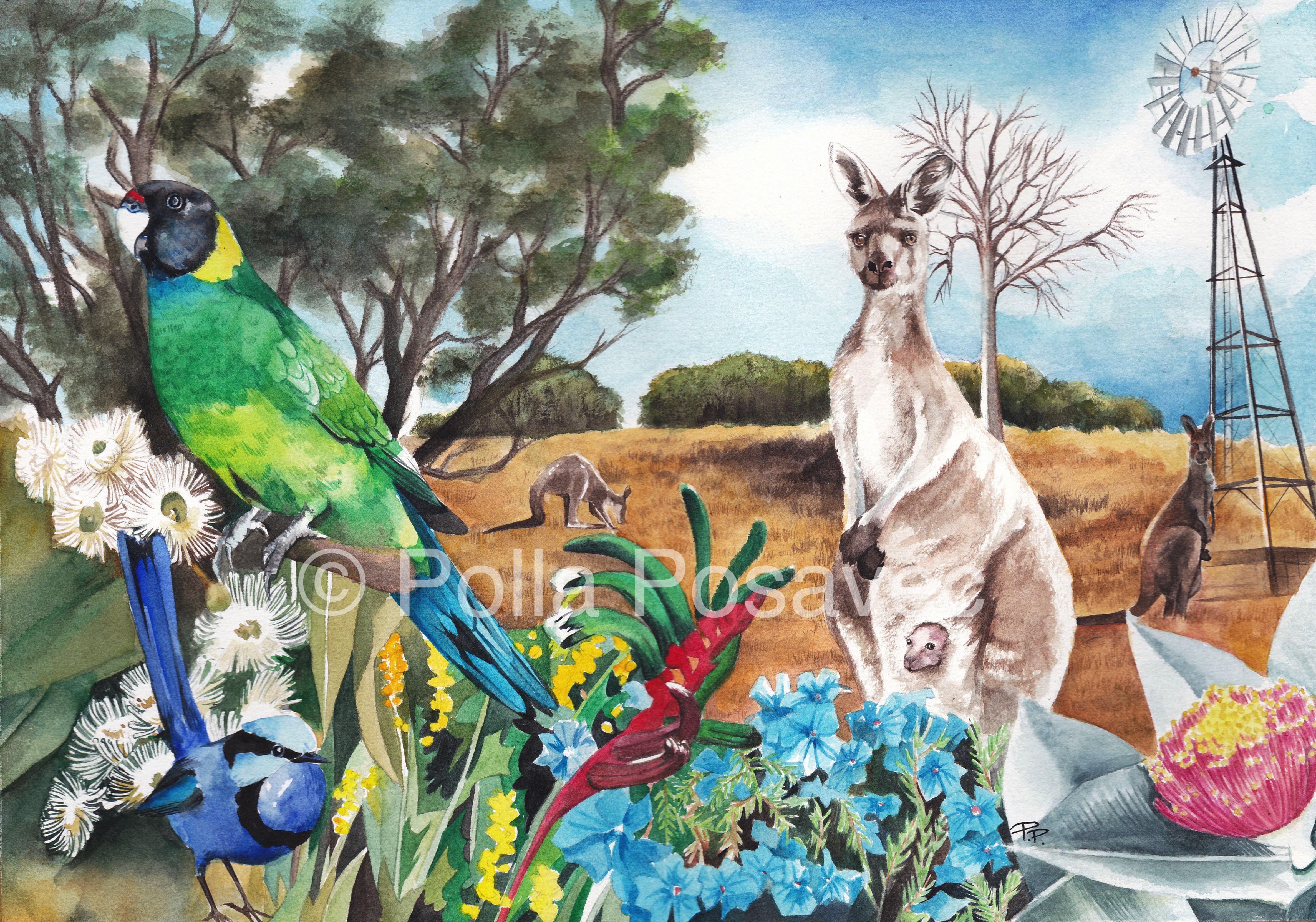 Chittering Wildlife & Landscape