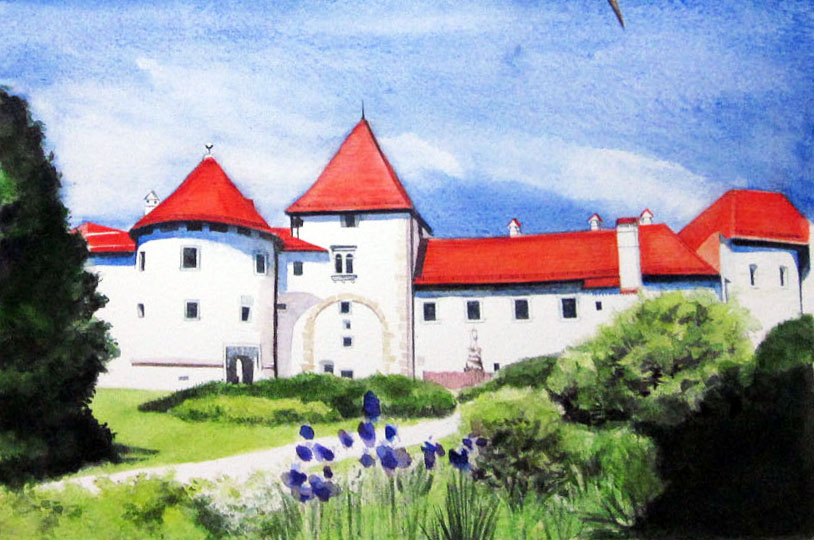 Croatian Castle