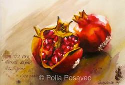Pomegranates (text)