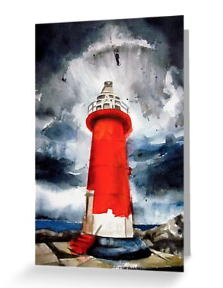 Lighthouse (card)