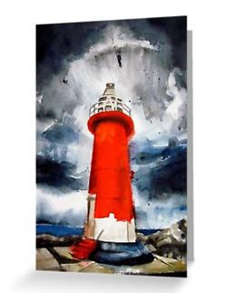 Lighthouse (card)