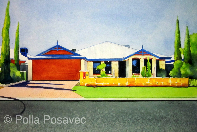 Suburban House v2