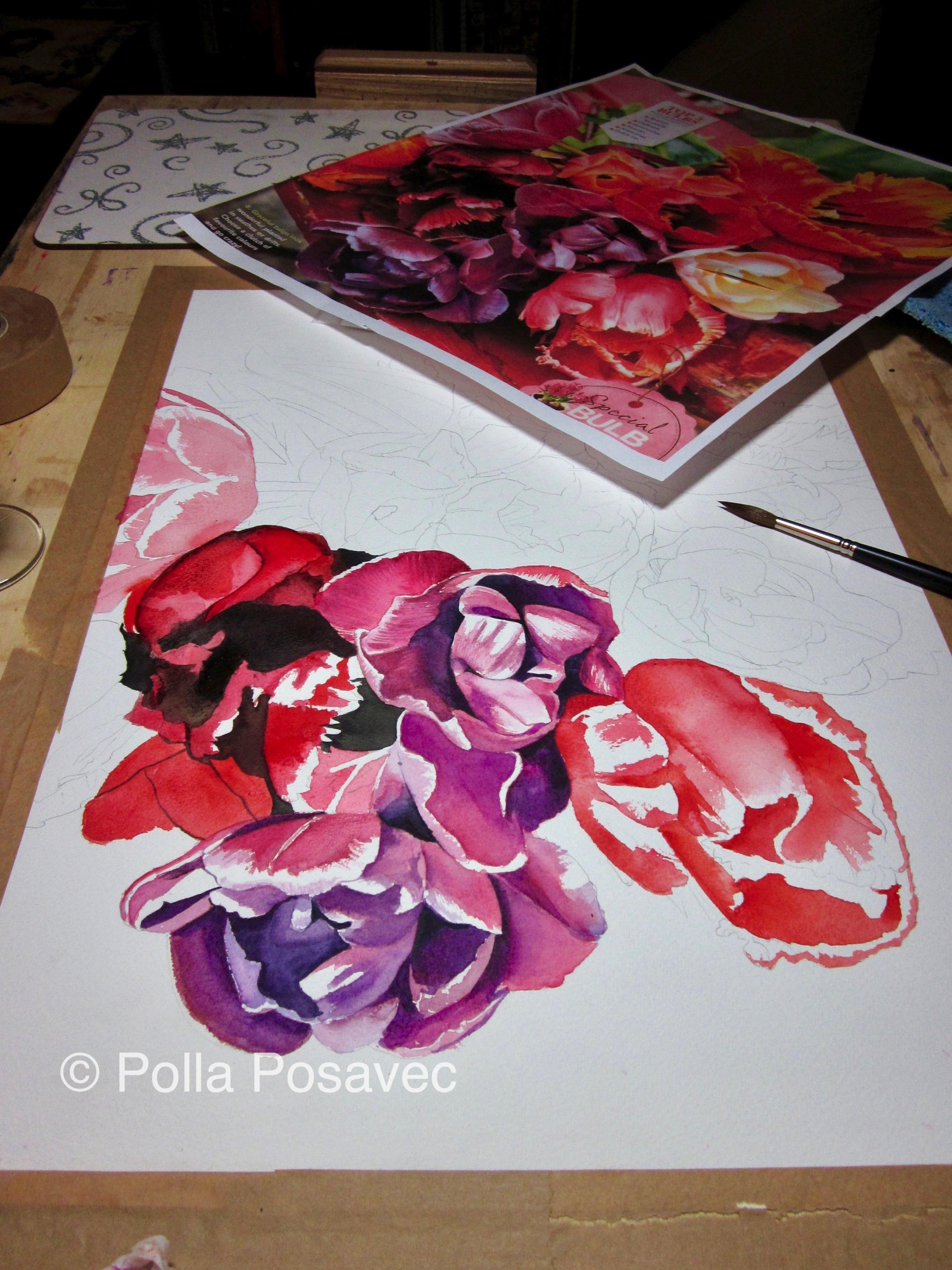 Tulips WIP2