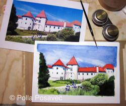 Croatian Castle WIP