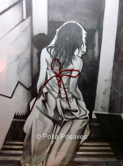 Lady Descending a Staircase-1