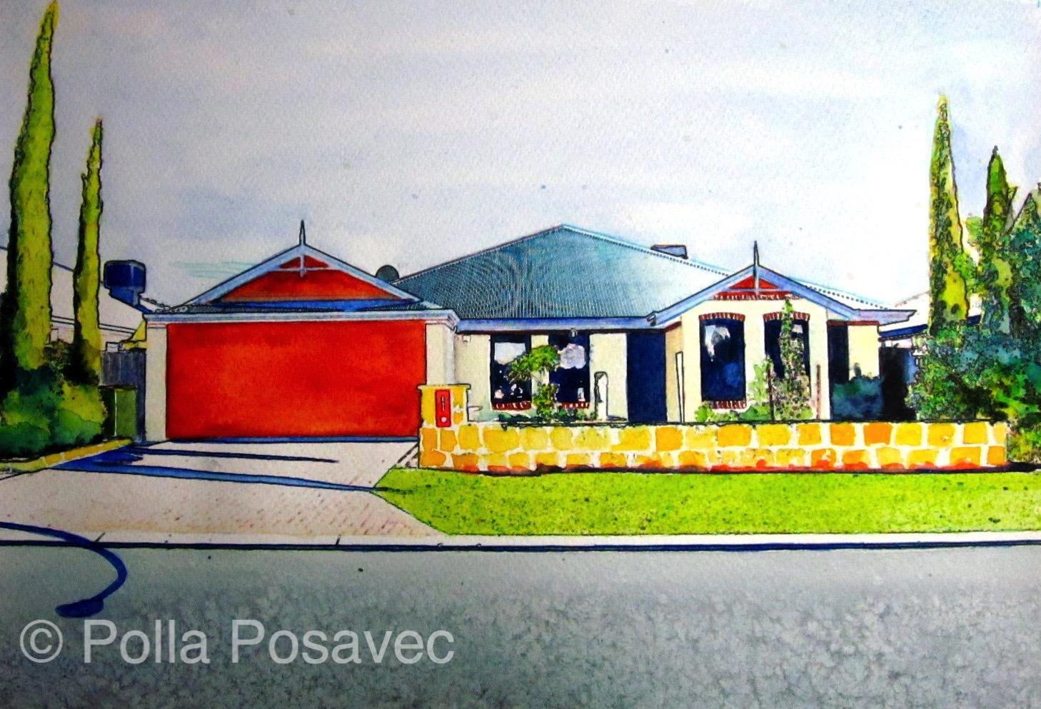 Suburban House v1