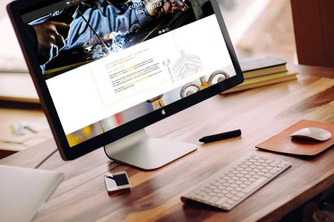 Création site internet : Atelier Coucoureux