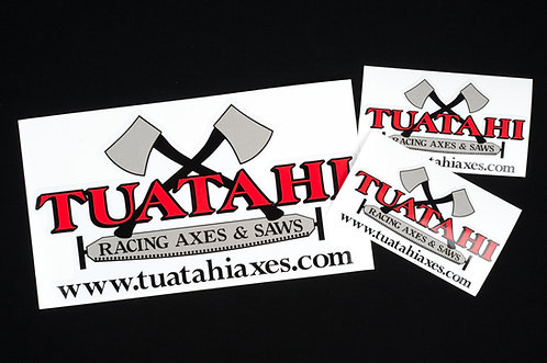 Tuatahi Decal - Medium