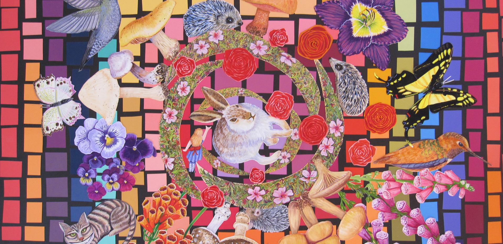 Lewis Carrolls Kaleidoscope