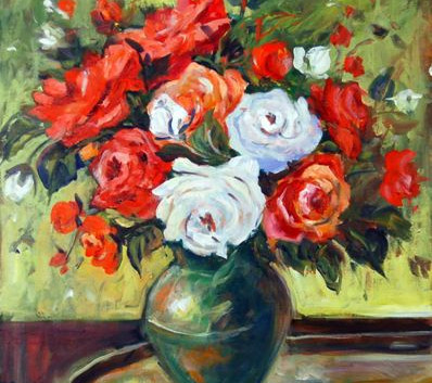 Floral Still Life II