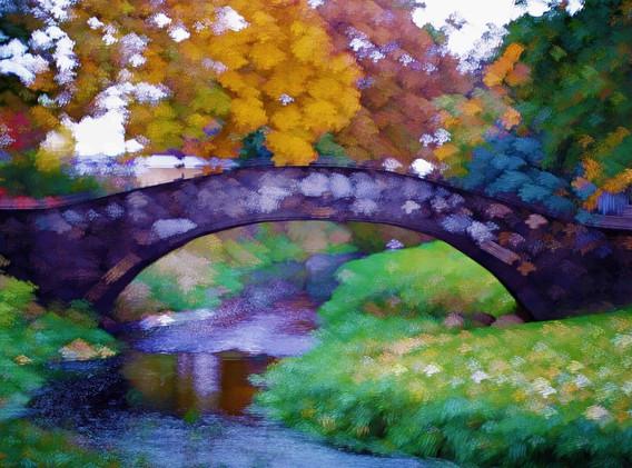 Bridge Over Sixmile Creek