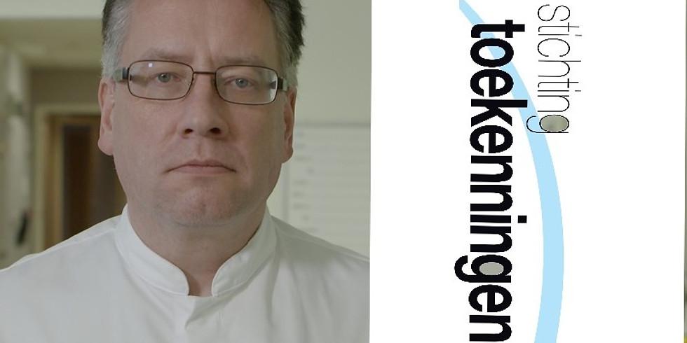 Lezing van forensisch patholoog Frank van der Goot