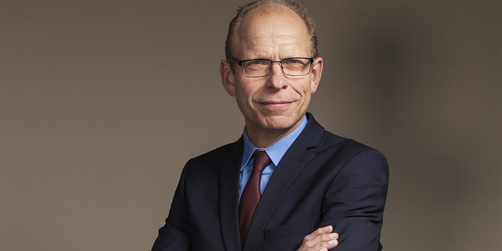 Gastcollege Gerrit van der Burg