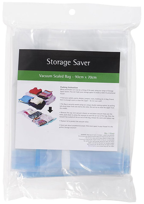 VACUUM BAG - TWIN PACK