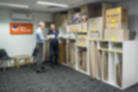 Rhodes Self Storage Box Shop