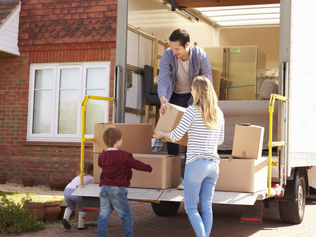 Moving house? How to pack and lift safely without injury