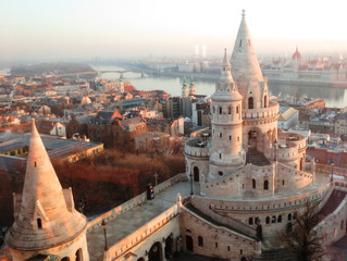 A Day in Budapest