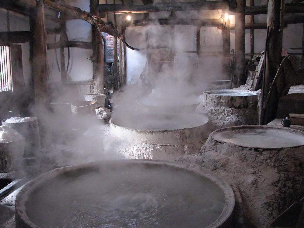 Salt China