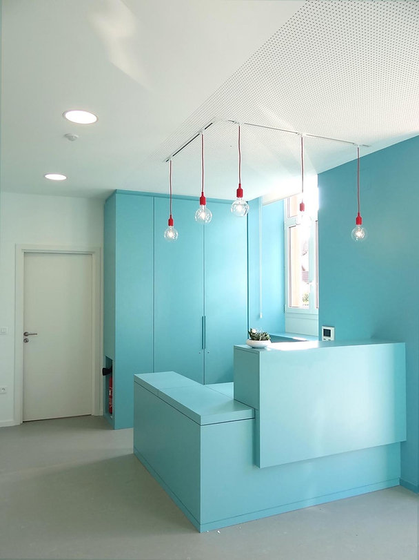 cabinet médical design agencement strasbourg architecte renovation