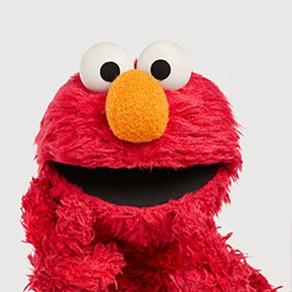 "Simon Says, ""Belly Breathe like Elmo."""