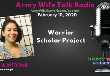 Dilia Introini on Army Wife Talk Radio
