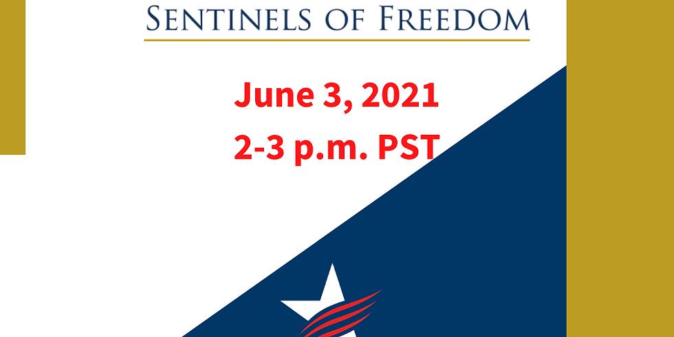 Virtual Q&A - Sentinels of Freedom