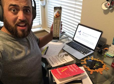 Warrior-Scholar Project 2020 Caltech/UCI Spotlight: Joshua Davenport
